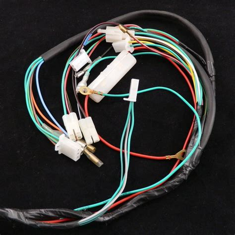 Scooter Complete Wire Harness For Znen 150t E 150cc