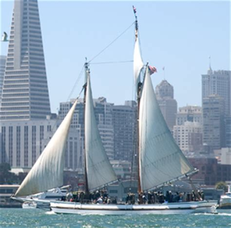 scow schooner alma hands on learning aboard 1891 national landmark scow