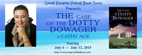 kappy king and the puppy kaper an amish mystery books the of the dotty dowager by cathy ace escape with