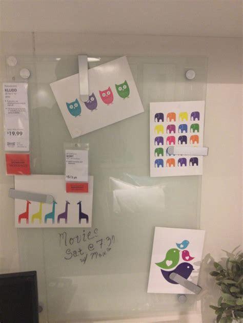 Home Office Inspiration kludd notice board 19 99 ikea room inspiration pinterest