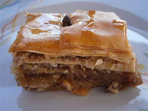 travel thru greece with mara baklava recipe