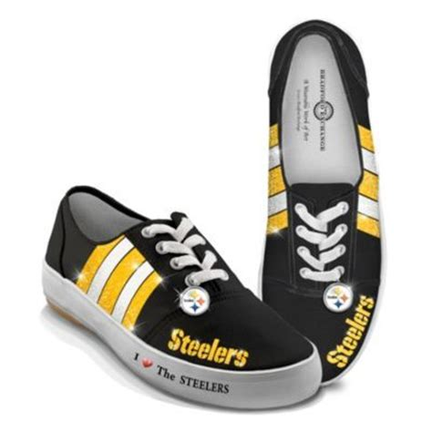 running shoes pittsburgh nfl pittsburgh steelers womens shoes i the steelers