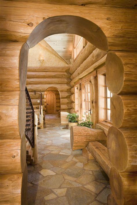 maison de en bois une maison en bois de luxe dans la nature