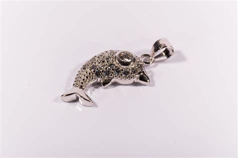 Silber Fisch by Schmuckrittter Shop Und Anh 228 Nger In