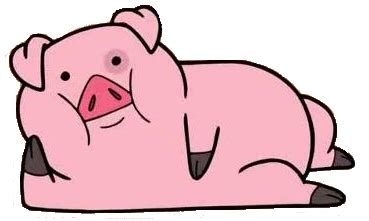 chanchito de mabel image s1e18 waddles superstar transparent png gravity
