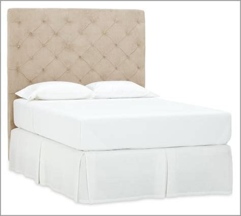 tall tufted bed lorraine tufted upholstered tall bed headboard