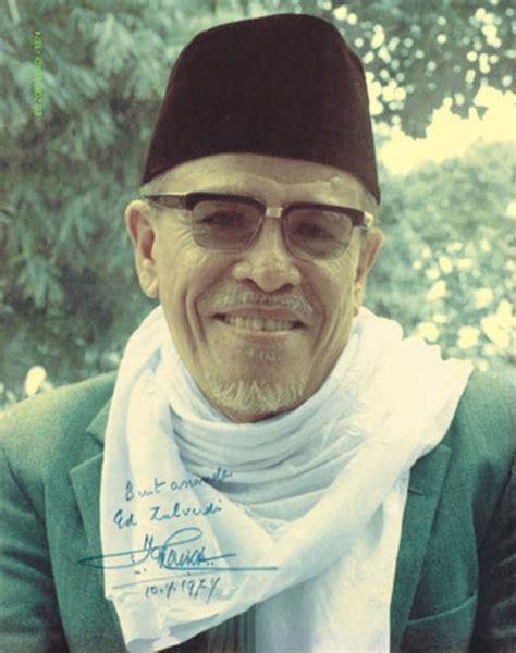 biodata hamka tokoh islam tantangan umat islam versi hamka eramadina