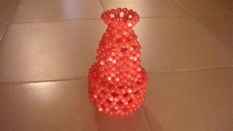 Beaded Flower Vase by Whyte Pearls Jewelry And Bead Beaded Flower Vases