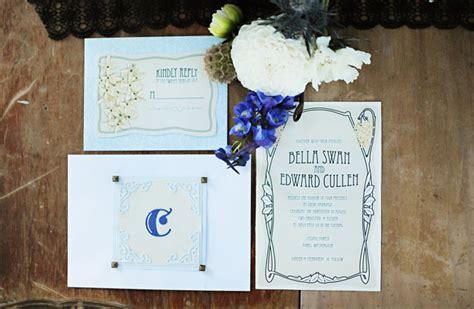 twilight saga wedding invitation twilight wedding inspiration reimagined in california green wedding shoes weddings fashion