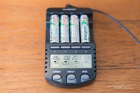battery charger power consumption top 5 rechargeable batteries for a less polluting power