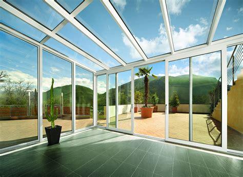 tende per verande a vetri realizzazione verande vetreria pecci vetro e arredamento