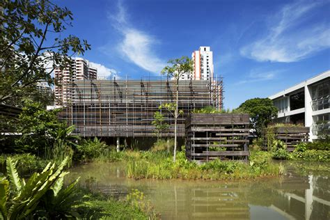 enabling village architect magazine woha singapore