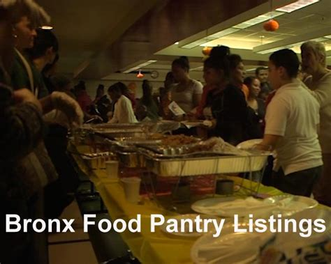 Food Pantry Bronx Ny by The Bronx Free Press