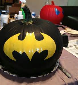 pumpkins painted 47 awesome pumpkin decor and carving ideas digsdigs