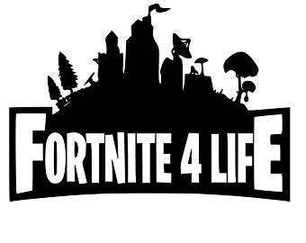 Fortnite Svg Etsy Fortnite Logo Template