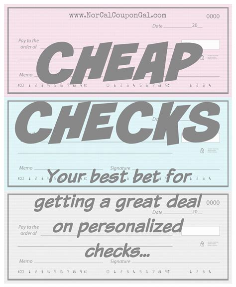Best Cheap Background Check Cheap Checks Best Personalized Check Deals Norcal Coupon Gal