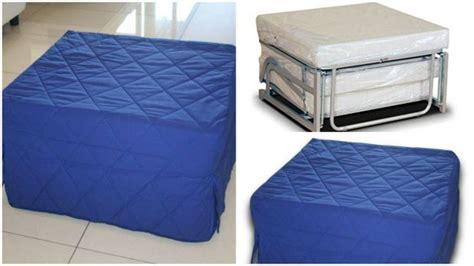 puff cama carrefour las 4 mejores camas plegables baratas y de calidad
