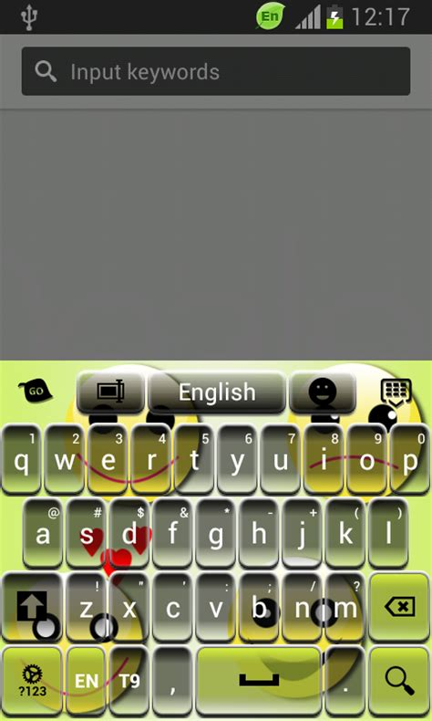 keyboards with emojis for androids keyboard themes with emojis free app android