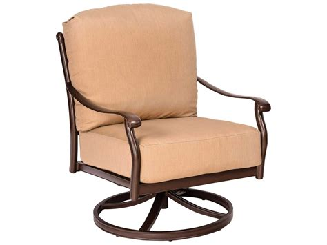 Woodard Casa Swivel Rocking Lounge Chair Replacement Swivel Chair Cushions