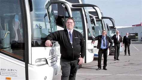 couch driver coach drivers coach charter germany