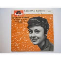 caterina valente cha cha cha flamenco cha cha cha flamenco by caterina valente ep with platine