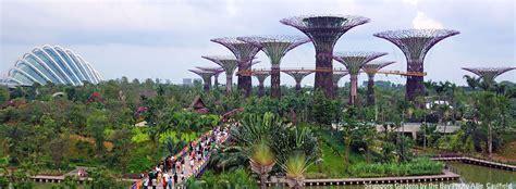Garden Of Singapore Garden Travel Guide To Singapore