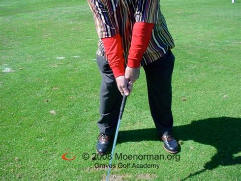 moe norman golf swing video moe norman golf unified hands theory