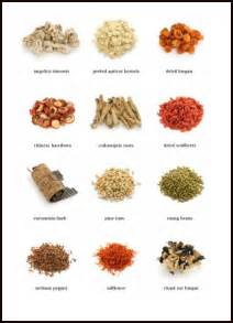 Gallery for gt chinese medicinal herbs