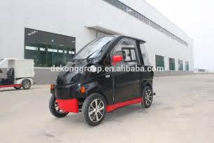 Electric Car Conversion 4 Wheel Drive Sale 2015 Popular Electric Scooters Seat 4