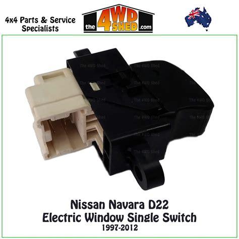 nissan navara d22 electric window wiring diagram wiring
