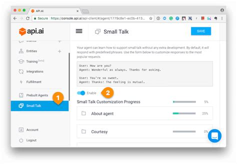 simple node js api building a simple ai chatbot with web speech api and node