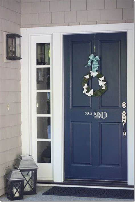 picking front door color sherwin williams sw 6531 indigo paint lobsters