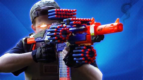 Pictures Of Every Nerf Gun Made