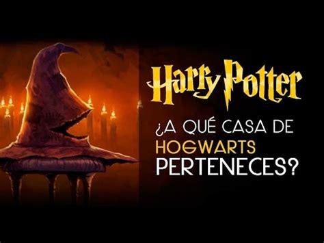 casas de harry potter test a que casa de hogwarts pertenezco harry potter test