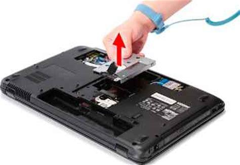 Hardisk Acer removing the disk drive module acer aspire 5738g 5738zg 5738z 5738 5338 5536 5536g 5236
