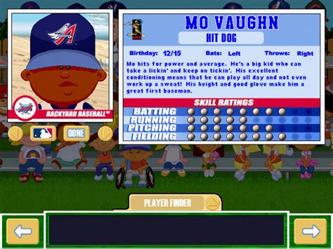 Backyard Baseball Academy Best Backyard Baseball Lineup 2017 2018 Best Cars Reviews