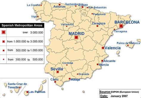 spain three cities carte touristique espagne carte touristique de l espagne
