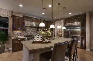 pictures of model home kitchens pulte homes quot celebration quot model home vail arizona