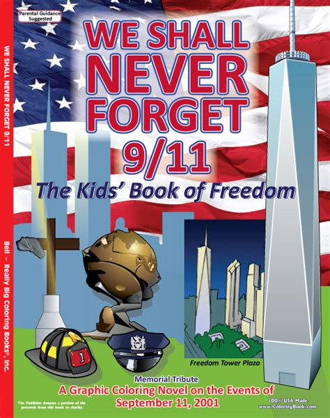 never forget andrew books coloring book publishers we shall never forget 9 11