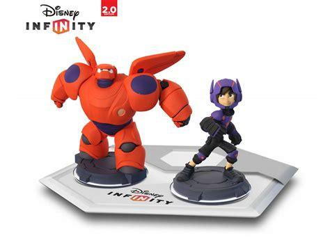 Disney Infinity 2 0 Hiro hiro and baymax from big 6 coming to disney infinity 2 0
