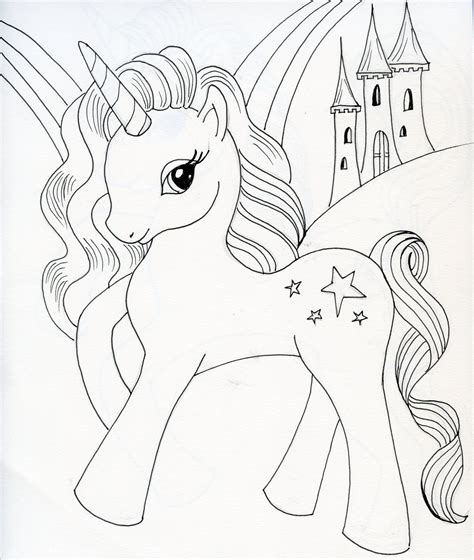 Coloring Page Unicorn With Wings by How To Draw A Unicorn With Wings Step By Step Archives