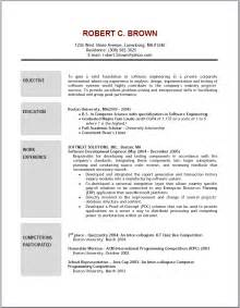 what is a objective for a resume best template