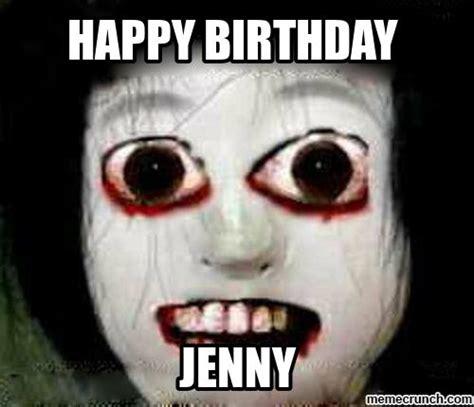 Scary Clown Memes - happy birthday scary clown meme