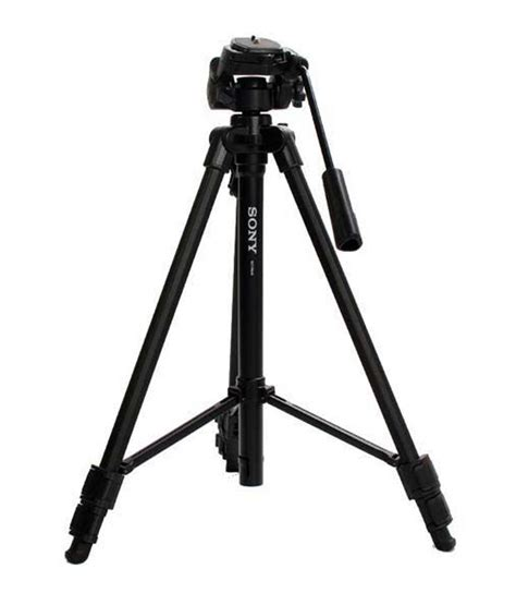 Tripod Sony sony vct r640 tripod load capacity 3000 g price in india buy sony vct r640 tripod load