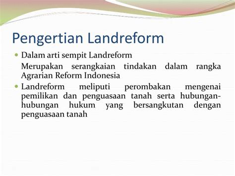 pengertian layout dalam power point ppt materi 11 pengadaan tanah powerpoint presentation