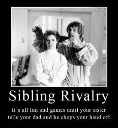 Sibling Memes - funny quotes about sibling rivalry quotesgram