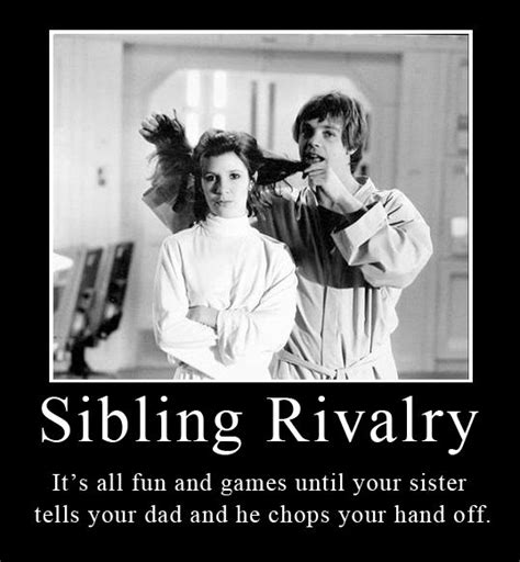 Siblings Fighting Meme - funny quotes about sibling rivalry quotesgram