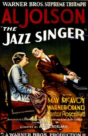 El Cantante Gets A New Poster by Il Cantante Di Jazz 1927