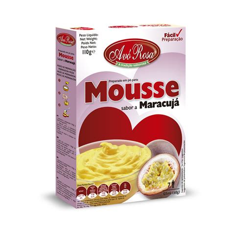 fruit mousse fruit mousse palmeirofoods