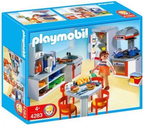speelgoed liefhebbers playmobil 4283 grote keuken speelgoed liefhebbers
